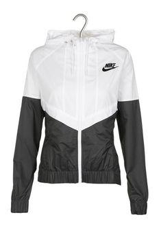 b51505cf2f1b E-shop Nike – Nike Damen-Zweifarbige, zweifarbige Sportjacke im Trendy  Square