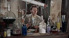 Peter Cushing as Baron Frankenstein