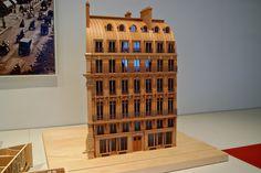 a nova tipologia dos edifícios