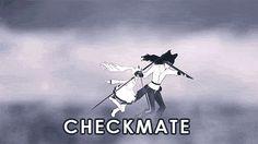 Checkmate fighting - Blake