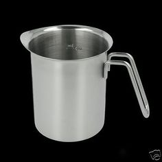 #Metaltex #stainless steel milk hot drink #frothing jug 200ml or 700ml,  View more on the LINK: http://www.zeppy.io/product/gb/2/262054683855/