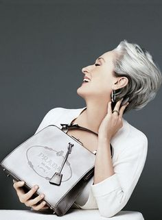 Miranda Priestly by FASHIONISTA ., via Flickr