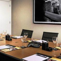 Sala de reunião do Radisson Faria Lima
