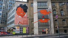 Onesto (2013) - Neue Mainzer Straße 59, Frankfurt am Main (Germany)