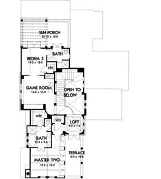 Italian Style House Plans italian style house plans - 3343 square foot home , 2 story, 4