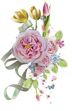 Digital Scrapbooking Freebies, Digital Backgrounds, Label Paper, Journal Cards, Word Art, Overlays, Beautiful Flowers, Floral Wreath, Bouquet
