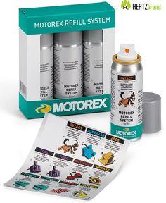 MOTOREX-REFILL-SYSTEM