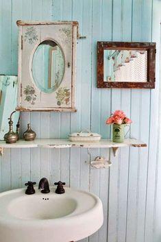 Vintage Shabby Chic Bedroom Ideas   Homey shabby chic living room ...
