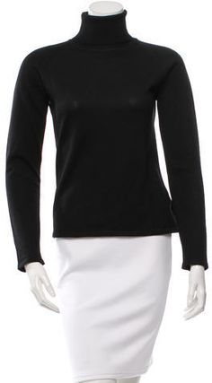 Givenchy Wool Turtleneck Sweater Turtleneck, Givenchy, Just For You, Wool, Stylish, Sweaters, Ideas, Fashion, Moda