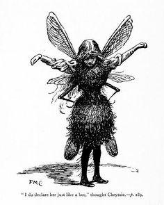 Bee Engraving