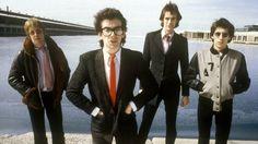 Elvis Costello & The Attractions circa 1978
