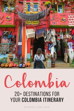 The gem of South America, Colombia has something for everyone. Here are 24 of the very best places to visit in Colombia, as recommended by travel writers. Trip To Colombia, Visit Colombia, Colombia Travel, Peru Travel, Mexico Travel, Travel Usa, Travel Tips, Travel Guides, Backpacking South America