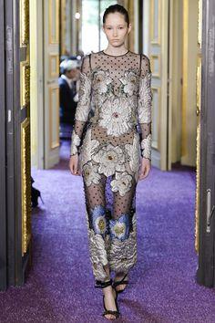 Défilé Francesco Scognamiglio Haute Couture automne-hiver 2016-2017 7