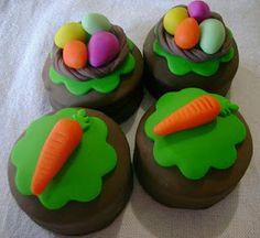Confeitando - Cupcakes e pães de mel