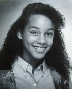 Young Alicia Keys