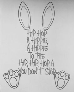 How cute! Hip Hop Bunny Tshirt by TheSouthernSapphire on Etsy