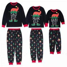 The Bowling Elf Family Matching Christmas Elf Ugly Xmas Sweater Sweatshirt