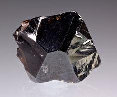 Cassiterite - Virgem da Lapa, Jequitinhonha valley, Minas Gerais, Brazil