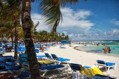 Coco Cay Bahamas I really wish you could stay here more than a day . It's a beautiful private island