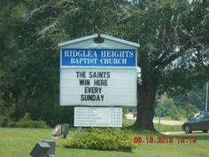 my kinda church :)