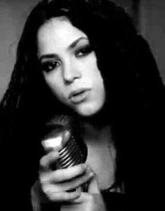 Shakira in 1998