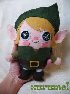 Link! by x u r u m e, via Flickr