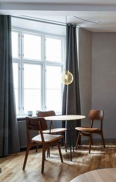 Poppytalk: Hotel Style | Hotel SP34 in Copenhagen |  gray | wood