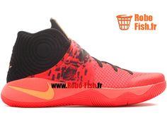 Nike Kyrie 2 Ep - Chaussure de Basket-ball Pas Cher pour Homme Rouge/