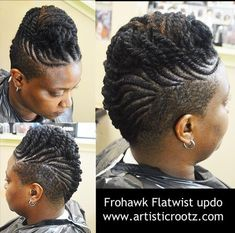 70 best black braided hairstyles that turn heads ghana braids together with glamorous hair themes. Black mohawk styles about maroon hair colors. Black mohawk styles together with dyed hair braids. Shaved Side Hairstyles, Mohawk Hairstyles, My Hairstyle, African Hairstyles, Hairdos, Black Hairstyles, Trendy Hairstyles, Updos, Tapered Natural Hair