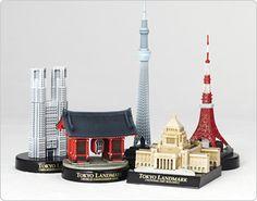 Capsule Figure Collection TOKYO LANDMARK