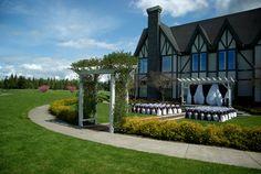 Semiahmoo – Loomis Trail Golf Club - Seattle Weddings at Banquetevent.com