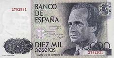 ESPAÑA  (PESETA)
