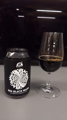 AF Brew - Big Black Mash Butterscotch Imperial Stout 10,0% tölkki**** 25.2.2020 PIEN Bar & Shop from RUSSIA Big Black, Lithuania, Russia, Beer, Mugs, Tableware, Root Beer, Ale, Dinnerware