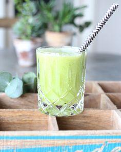 Grøn juice – min nye favorit!