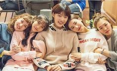 Age of Youth 2 - Drama - Picture Gallery Weightlifting Fairy Kim Bok Joo Swag, Queen Of The Ring, Age Of Youth, Kim So Eun, Park Bo Young, Kim Sang, Chibi, Song Hye Kyo, Film Aesthetic