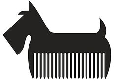 The Dog House logo. A Dog Grooming salon. I'm amazed this hasn't been posted before. Dog Grooming Styles, Dog Grooming Salons, Dog Grooming Business, Pet Grooming, Logo Luxury, Dog Logo Design, Graphic Design, Dog Salon, Dog Branding