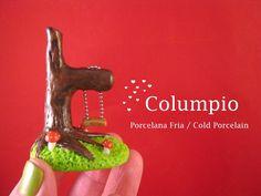 Columpio en Porcelana Fria / Cold Porcelain