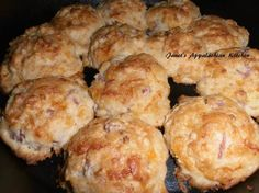 Original link to gluten free ham and cheese biscuits!