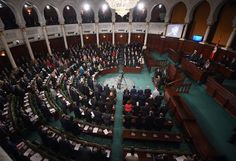 TUNISIE: TIRS PRÈS DU PARLEMENT