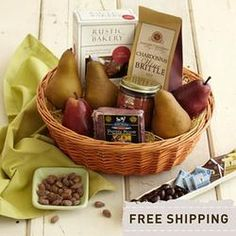 Best With Wine Gift Basket