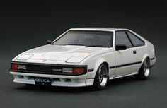 IG0329 1/43 Toyota Celica XX 2800GT (A60) White | LINE UP | ignition model - すべてはミニチュアカーコレクターのために。
