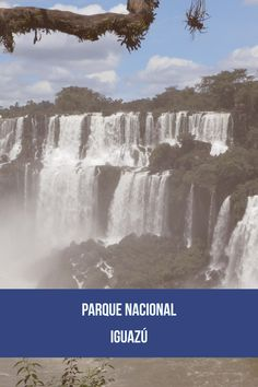 O Parque Nacional do Iguazú abriga as famosas Cataratas do Iguaçu (uma das sete maravilhas naturais do mundo). Localizado em Puerto Iguazú, na Argentina, é uma atração muito visitada e atrai turistas do Brasil e do Mundo. Considerado um Patrimônio da Humanidade pela UNESCO.