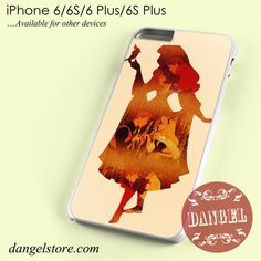 Princes Aurora Art Phone case for iPhone 6/6s/6 Plus/6S plus