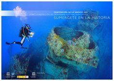 Exposición Sumérgete en la historia  Para más información: http://www.quinquecuba.com/exposicion-fotos-sumergete-historia