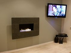 Moderno Flueless Gas Fire - cvo.co.uk