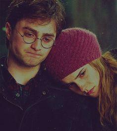 Harry + Hermione