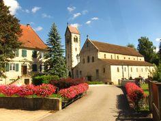 Eglise Romane St Jacques du XIIe siècle - Feldbach
