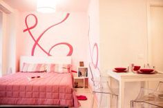 Pink Room ...Be Happy the residence hall