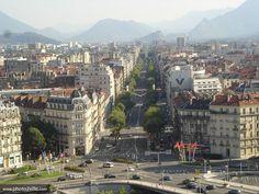 grenoble france | Photo Grenoble : cours jean jaurès