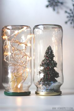 do-it-yourself christmas decorations #1 (1/4)
